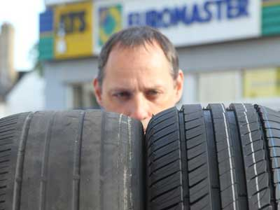 Are your tyres breaking the law?